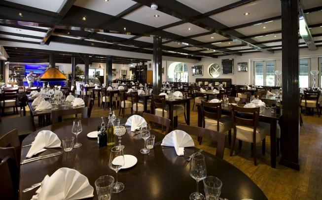 Proef de Italiaanse keuken van Villa Borghese
