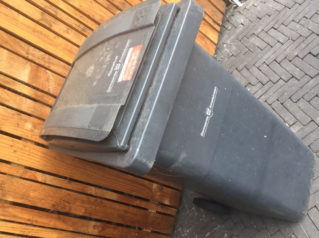 Afval in Amstelveen wordt zaterdag al opgehaald