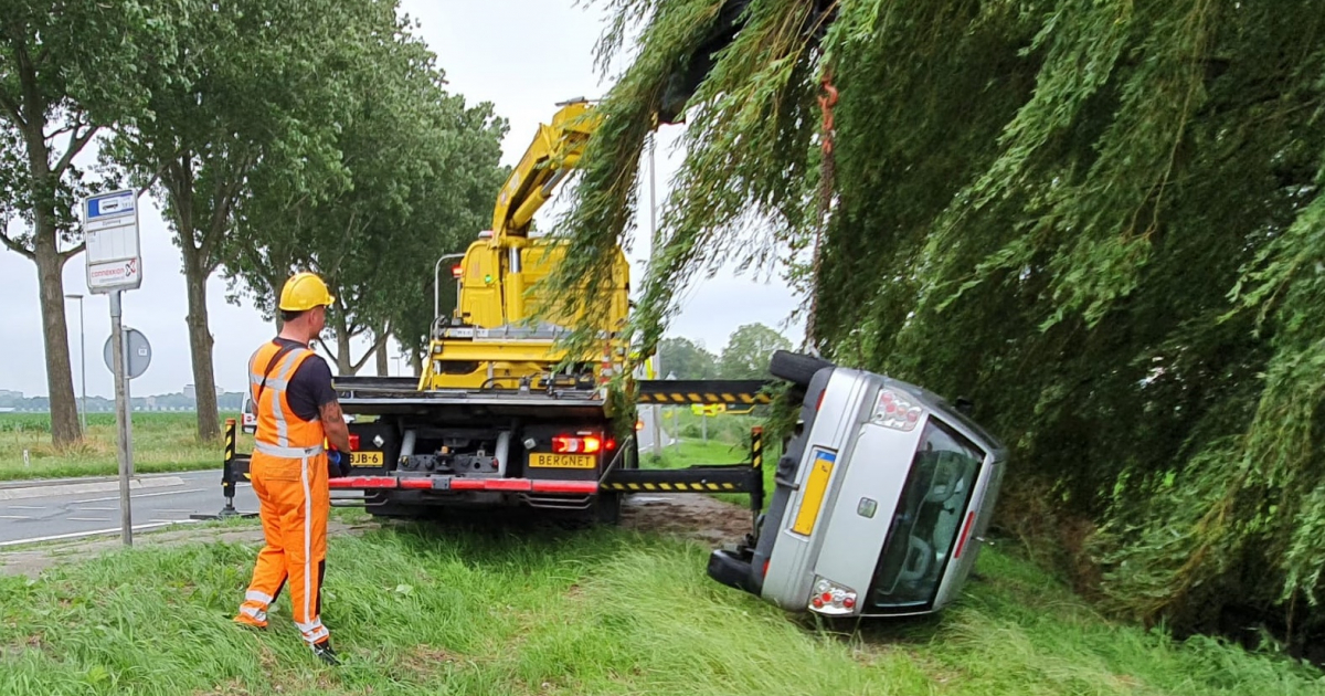Lees: 'Bovenkerkerweg/Zijdelweg dicht na heftig ongeval' op Amstelveenz via @amstelveenz.