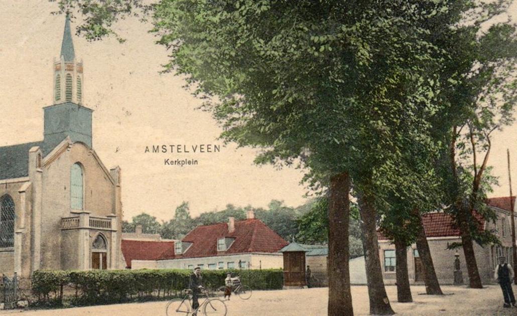 Amstelveen Van Onbeduidend Kerkdorpje Tot Bloeiende Voorstad