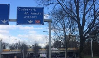 Capaciteitsvergroting diverse Amstelveense wegen snel van start