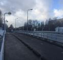Viaduct Ouderkerkerlaan in september op de schop