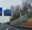 A9-afrit naar Stadshart gaat ochtend dicht