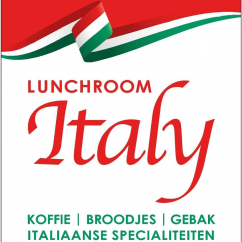 Lunchroom ITaly logo