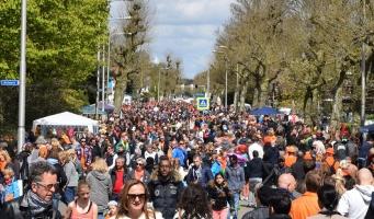 Veel activiteiten tijdens Koningsdag in Amstelveen