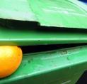 GFT-bak: niet aanstampen en niet zwaarder dan 40 kg