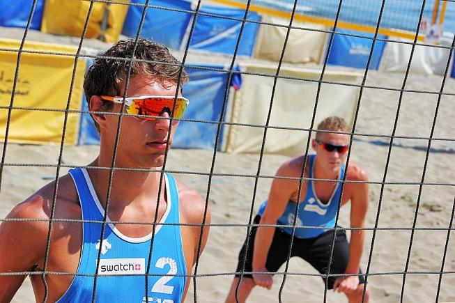 Amstelveense beachvolleyballer klaar voor WK