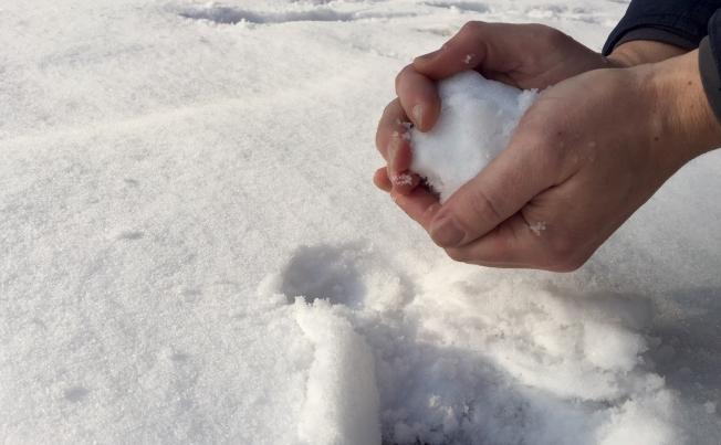 Amstelveen kan morgen sneeuw verwachten