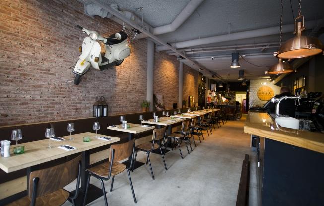 Amstelveenz Restaurantweek: Gusto World of Pizza