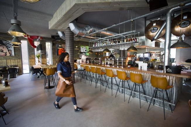 Amstelveenz Restaurantweek: Haddock Grill Club