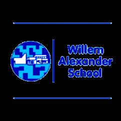 Willem Alexanderschool logo