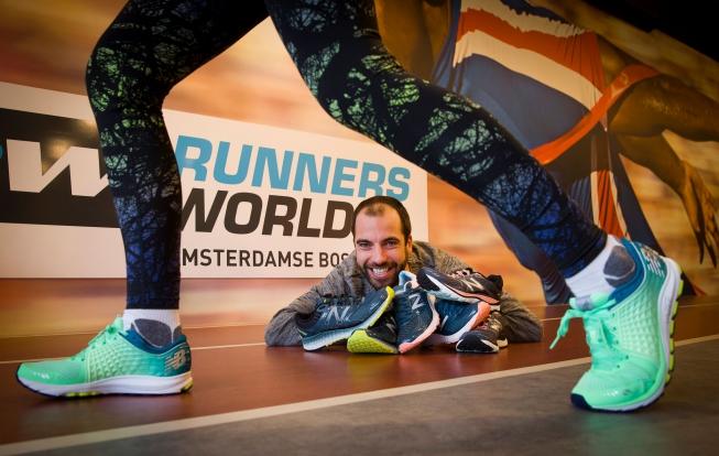 Win New Balance-hardloopschoenen van Runnersworld