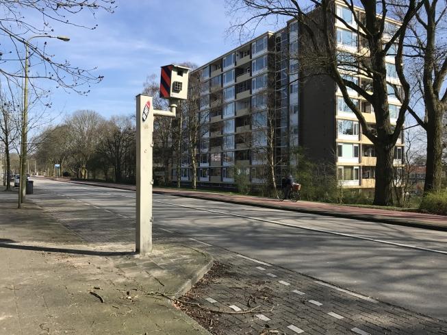 In een jaar 22.457 verkeersboetes uitgedeeld in Amstelveen