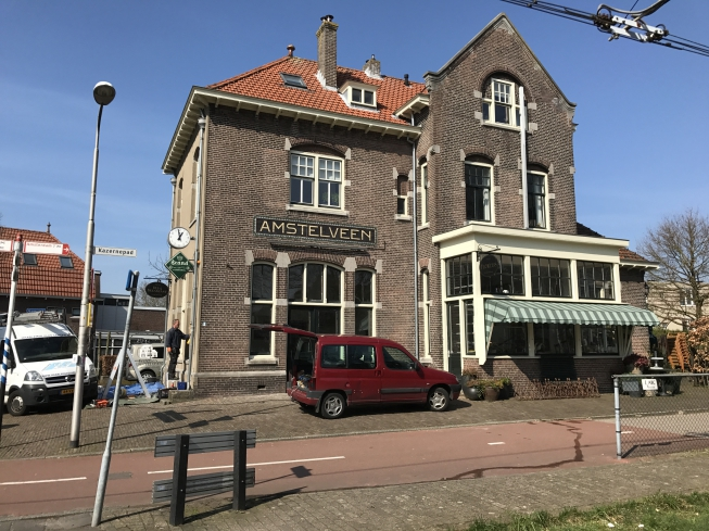 'Station Amstelveen' wordt lunchroom