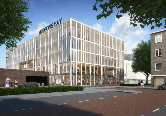 Hudson's Bay Amstelveen opent in september 2018