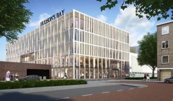 'Opening Hudson's Bay Amstelveen uitgesteld naar voorjaar 2019'