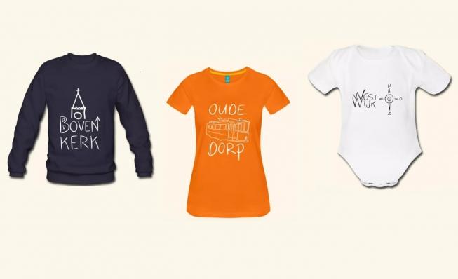 Primeur: de Amstelveen kledinglijn, bestel nu!