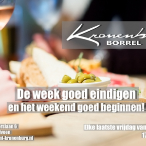 Kronenburg borrel