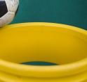 KVA laat kleintjes kennismaken met korfbal