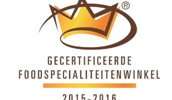 De Kazerie onderscheiden met kwaliteitscertificaat