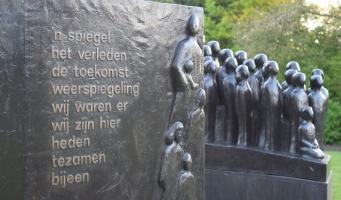 Herdenking slachtoffers Nederlands-Indië