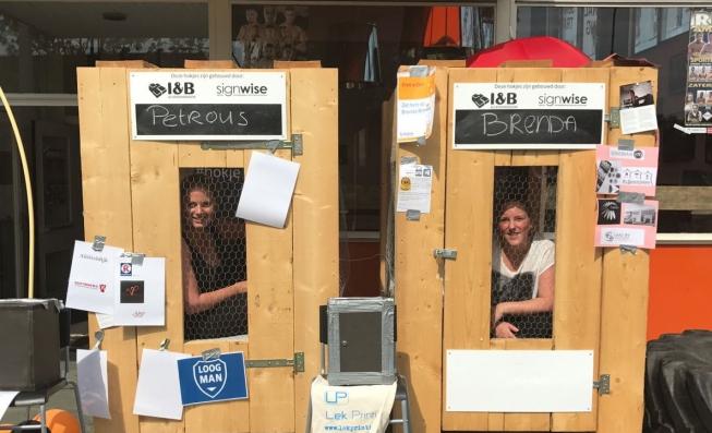 Teller loopt snel op voor actie 'Free a girl' in Amstelveen