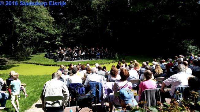 Openluchttheater Elsrijk start met muziekspektakel