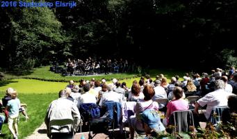 Opening seizoen Openluchttheater Elsrijk zondag 28 mei
