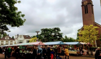 Amateurkunstmarkt: 27 mei in Oude Dorp