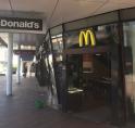 Filialen McDonald's Amstelveen in actie tegen zwerfafval