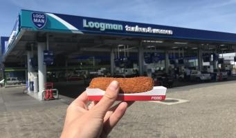 Loogman trakteert: gratis kroketten