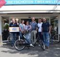 Van Rietschoten & Gazelle schenken e-bike