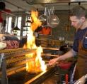 Winnaar Haddock Grill Club-diner is bekend