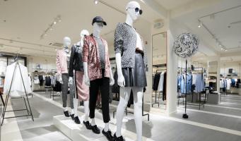 Winkelketen Costes opent in Stadshart
