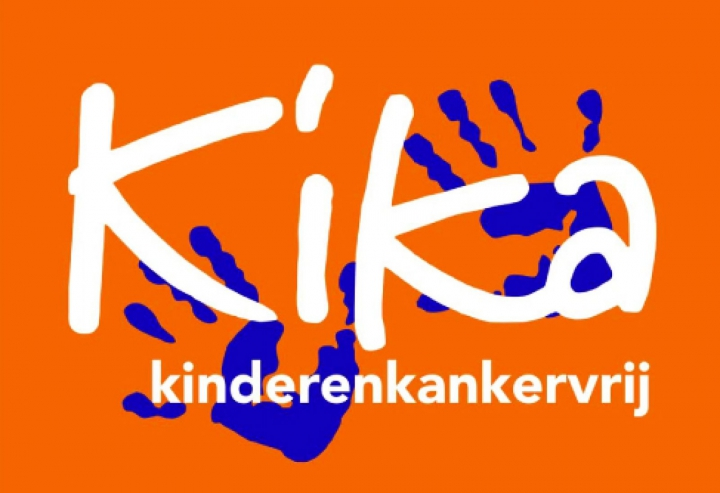 Run for KiKa in het Amsterdamse Bos