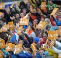Hopen op nog meer oranjegoals in Wagener Stadion