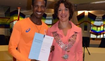 Nederlandse nationaliteit voor winnaar gouden medaille