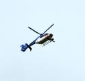 Wel eens last van een helikopter boven je huis?
