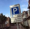 Blauwe zones in Oude Dorp: 2 tot 3 uur parkeren