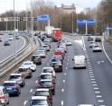 Snelheidsverlaging op A9 bij Amstelveen van de baan: geen 80