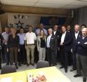 VVD bezoekt De Poelster: zorgen om landijsbaan