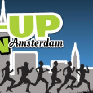 Pop-Up Run Amsterdamse Bos