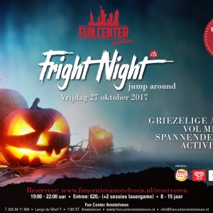 Fright Night - Jump Around (t/m 15 jaar)