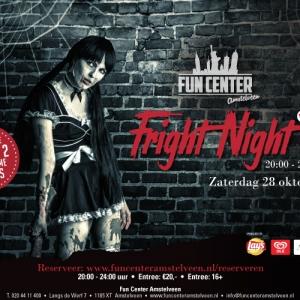 Fright Night - Jump Around (v.a. 16 jaar)