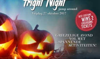 Koop je tickets voor de Amstelveense Fright Nights!