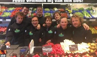 'Foute Vrienden' op bezoek bij Amstelveense fruitspecialist