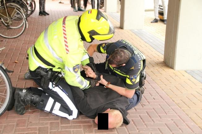 Politie en burgers maken jacht op 'inbrekers'