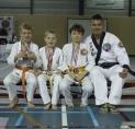 Amstelveners in de prijzen op Tang Soo Do toernooi