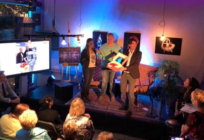 Winnares 'Heel Amstelveen Bakt' in de spotlights