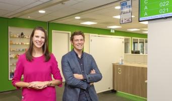 Nieuwe apotheek Ziekenhuis Amstelland: 'Iedereen kan bij ons terecht'